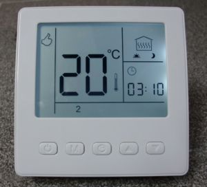 Digitales Raumthermostat