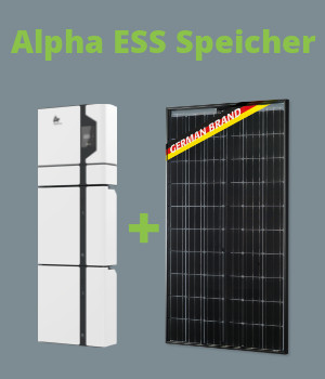 Alpha Energy Storage
